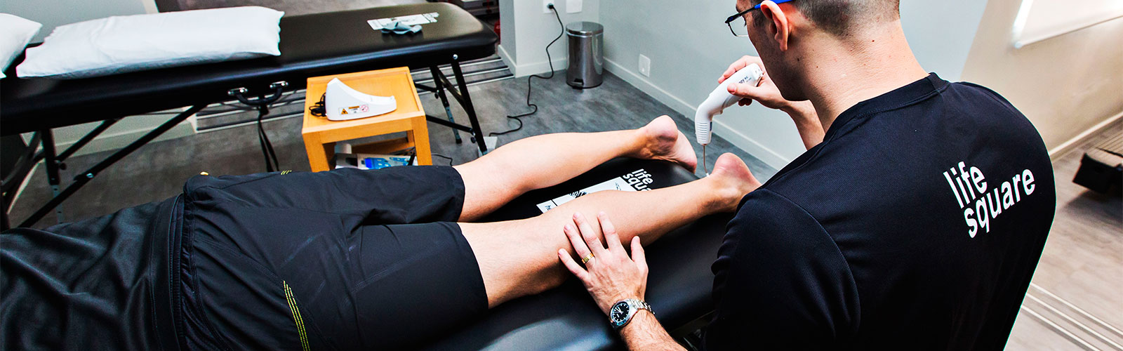 Conte com a experiência da LifeSquare na reabilitação de lesões